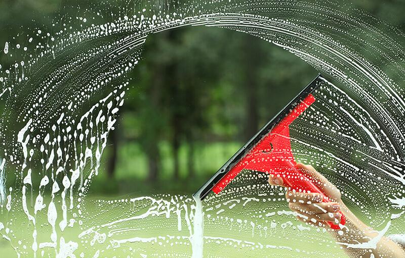 Fönsterputsning - Hemtrivsel