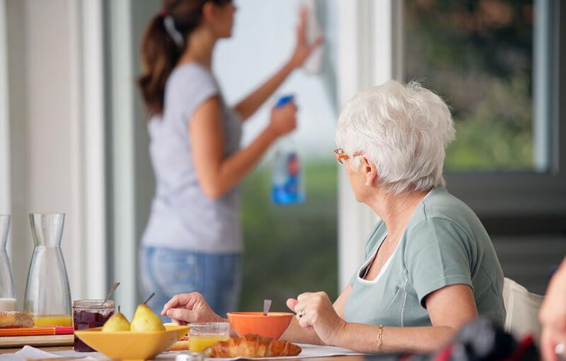Seniorservice - Hemtrivsel