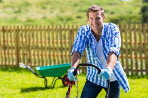 Gräsklippning - Hemtrivsel